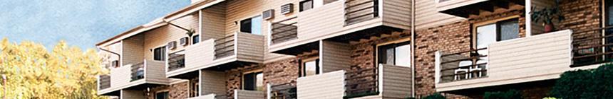 Higland Terrace Apartments Exterior Photo